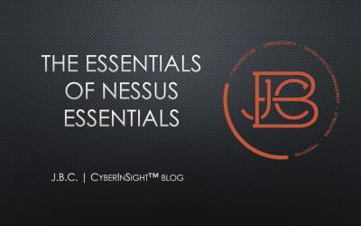 The Essentials of Nessus Essentials