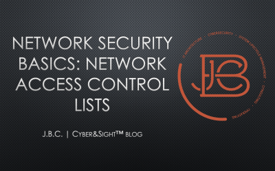 Network Security Basics: Access Control Lists