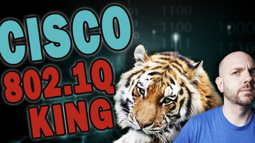 CISCO 802.1Q KING | Build and Secure Switchport Trunks