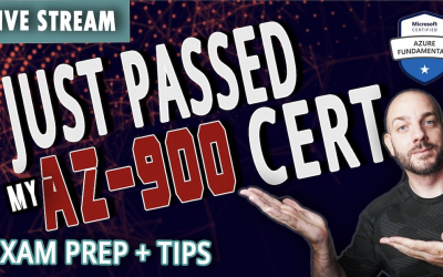 How I Passed Azure Fundamentals |  AZ-900 PRACTICE TEST, PREP, & TIPS