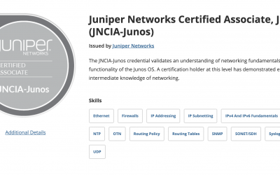 How I Passed the Juniper JNCIA-JUNOS Exam | JNCIA JUNOS Review and Study Tips
