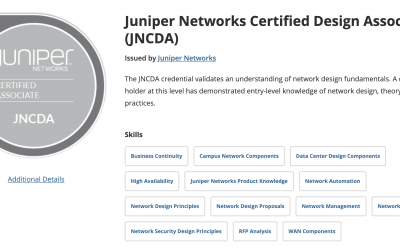 How I Passed the Juniper JNCDA Exam | JNCDA Review and Study Tips