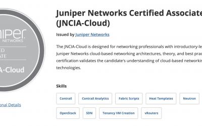 How I Passed the Juniper JNCIA-Cloud Exam | JNCIA-Cloud Review and Study Tips