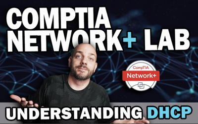 CompTIA Network+ Study Lab #5 | Understanding DHCP with Cisco Packet Tracer