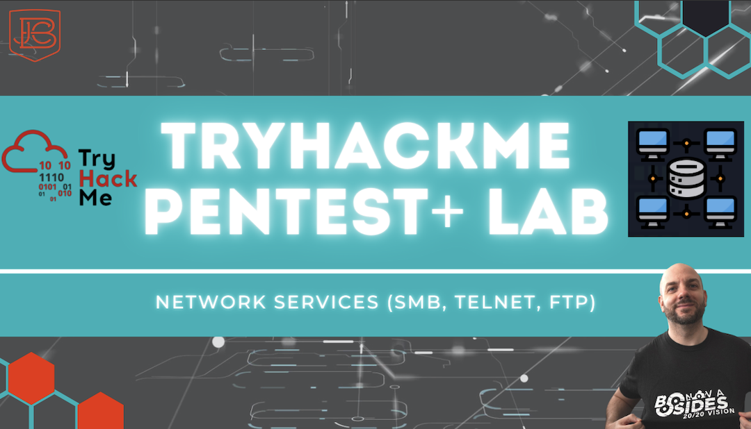 How to Hack NFS, SMTP, MySQL | TryHackMe Pentest+ Lab