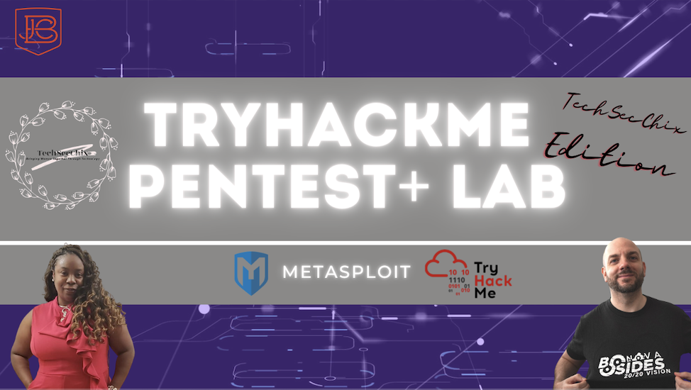 How To Hack With Metasploit | TryHackMe Pentest+ Lab
