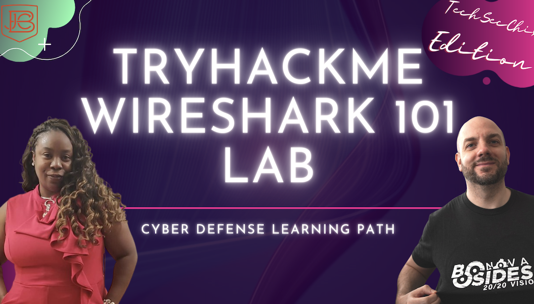 How to Use Wireshark | TryHackMe Pentest+ Wireshark Lab